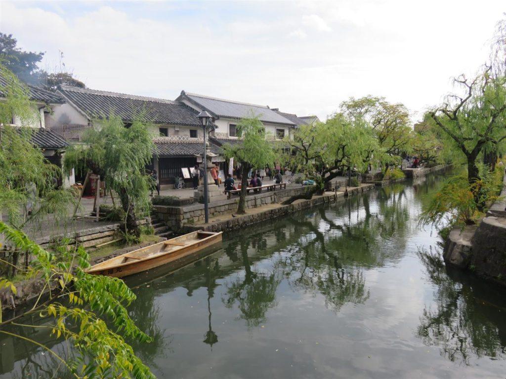 kênh đào tại khu dân cư Flora Mizuki