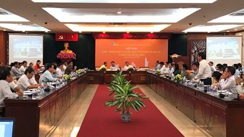 Hội thảo phát triển nhà giá rẻ giữa chính quyền Tp.HCM và các đơn vị phát triển BĐS