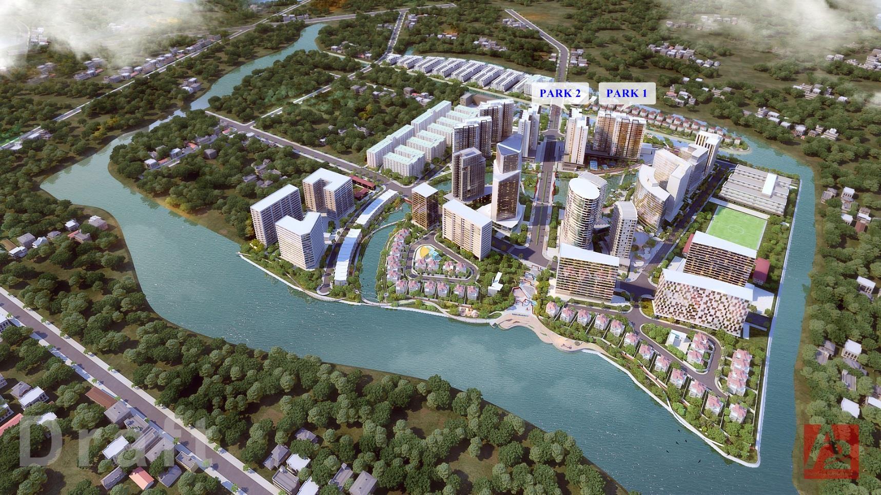 Dự án Mizuki Park- nhà ở xã hội Ehome S
