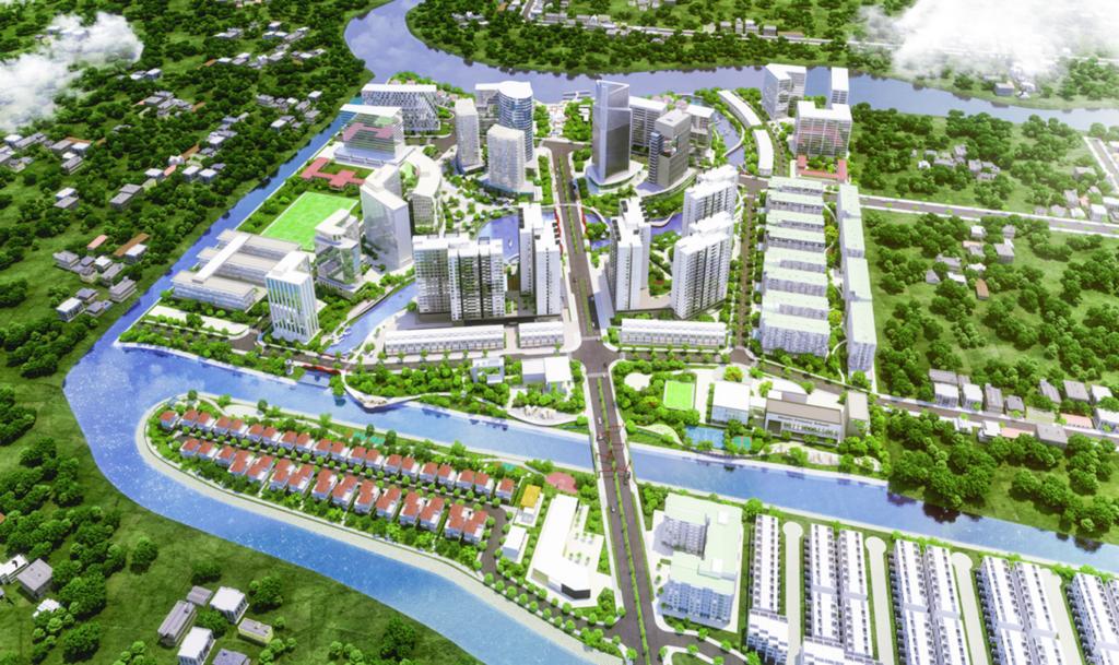 Dự án Mizuki Park do Nam Long phát triển tại Bình Chánh đang tạo được tiếng vang lớn trên thị trường. Dự án do Nam Long hợp tác cùng 2 đối tác Nhât Bản phát triển lên một khu đô thị đáng sống tại Nam Sài Gòn.