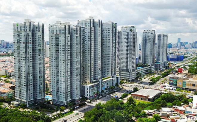 Khu Nam Sài Gòn phát triển hàng lọat dự án cao cấp