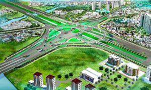 Nút giao thông Nguyễn Văn Linh - Nguyễn Hữu Thọ sẽ triển khai tháng 6/2018 thúc đẩy BĐS khu Nam