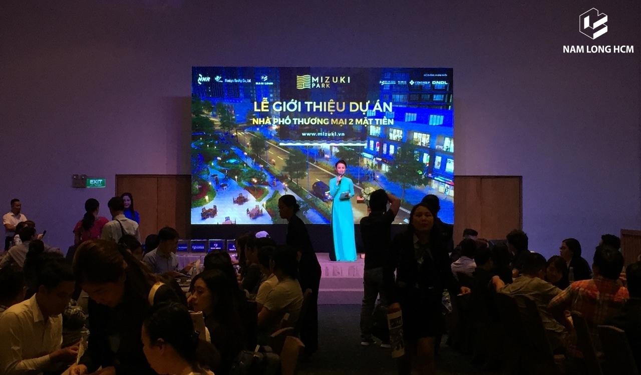 Lễ giới thiệu Nhà phố Thương mại Valora Mizuki Park Bình Chánh. Ảnh : Nam Long HCM