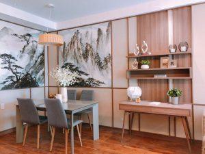 Nhà mẫu dự án water point Nam Long. Ảnh minh họa