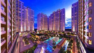 Phối cảnh giai đoạn 1 dự án Akari City Bình Tân - Nam Long HCM