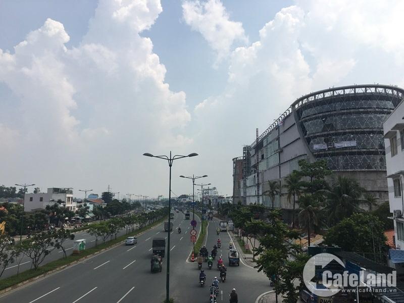 Trung tâm thương mại Giga Mall do Công ty cổ phần đầu tư thương mại dịch vụ Khang Gia Land làm chủ đầu tư