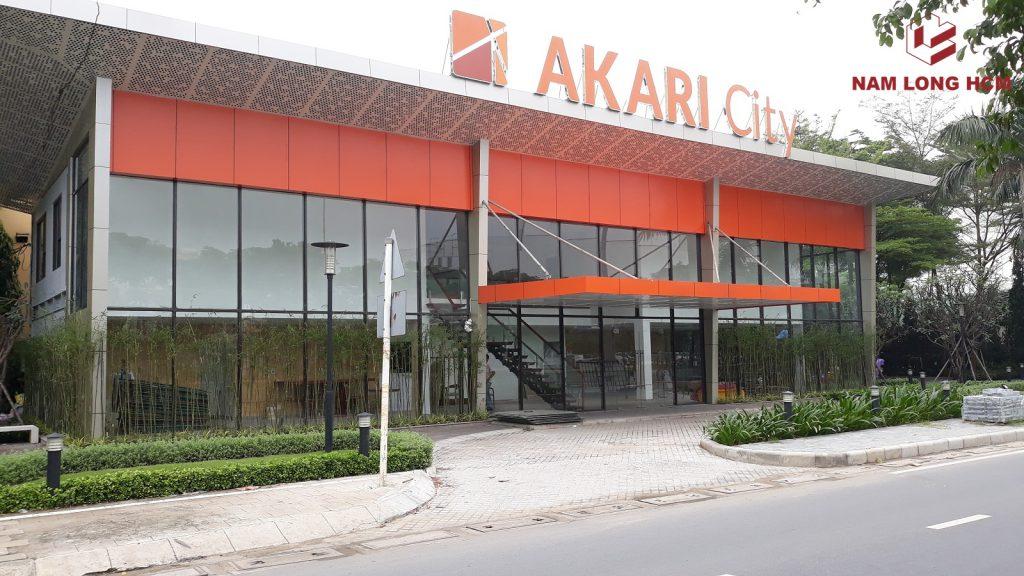 Nhà mẫu dự án Akari City Bình Tân. Ảnh: Nam Long HCM