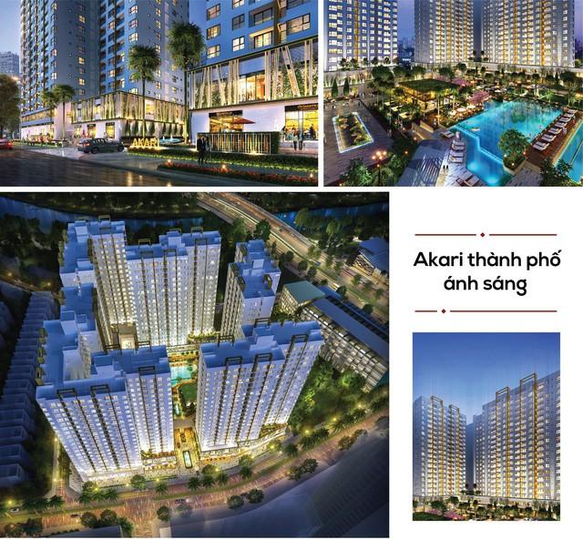 Dự án Akari City - Nam Long Bình Tân.