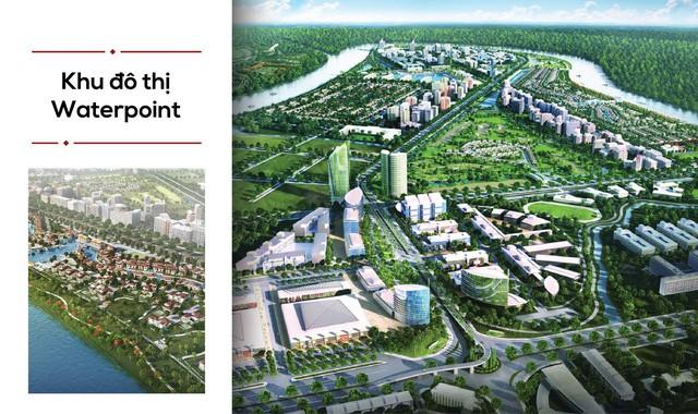 Khu đô thị Waterpoint - Dự án Nam Long tại Bến Lức, Long An.