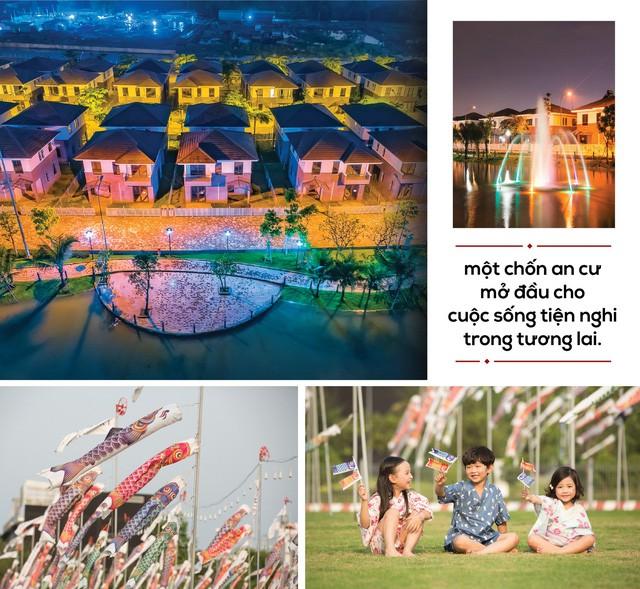 Khu đô thị Mizuki Park - Một chốn an cư mở đầu cho cuộc sống tiện nghi trong tương lai.