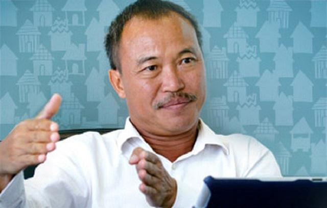 Chủ tịch Hội đồng quản trị Tập đoàn Nam Long - ông Nguyễn Xuân Quang chia sẻ về thị trường bất động sản.