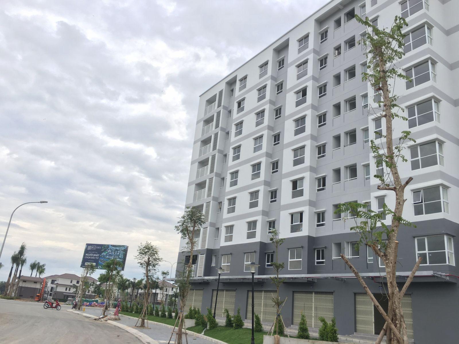 Block A - Ehome S Nam Sài Gòn đã hoàn thiện bàn giao cho khách hàng. Căn hộ Ehome có mức giá tốt phù hợp với nhu cầu của khách hàng trung bình.
