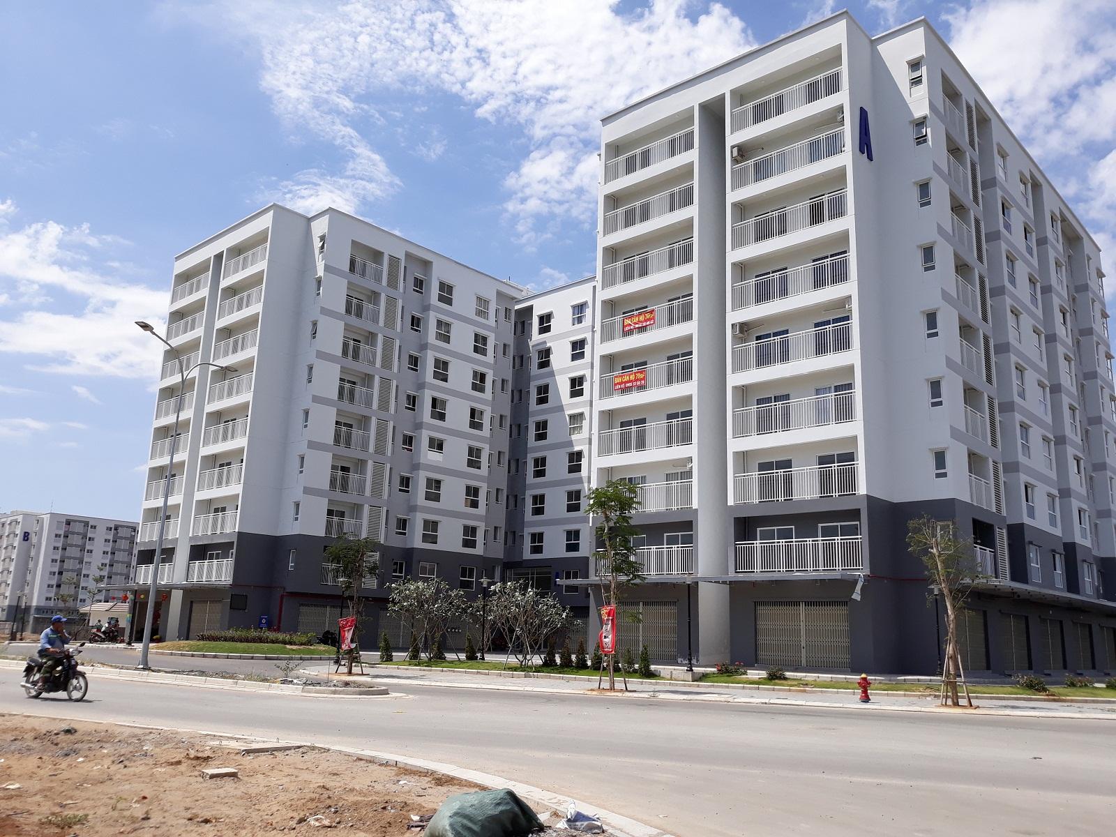 Dự án EHome S Nam Sài Gòn đã bàn giao cho khách hàng được 4 Block.