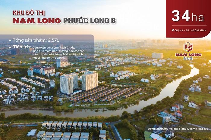 Khu đô thị Nam Long Phước Long B Quận 9