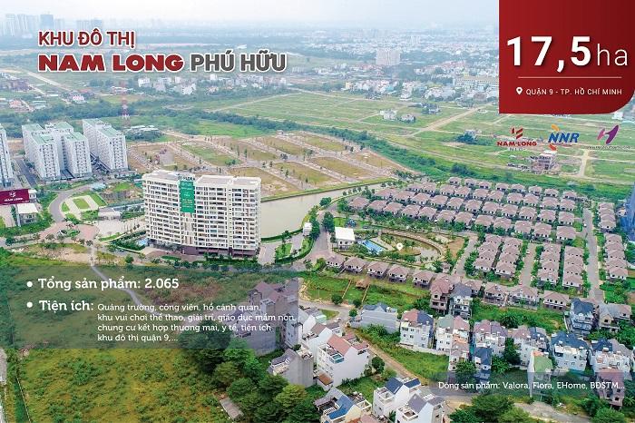 Khu đô thị Kikyo Residence - Nam Long Phú Hữu