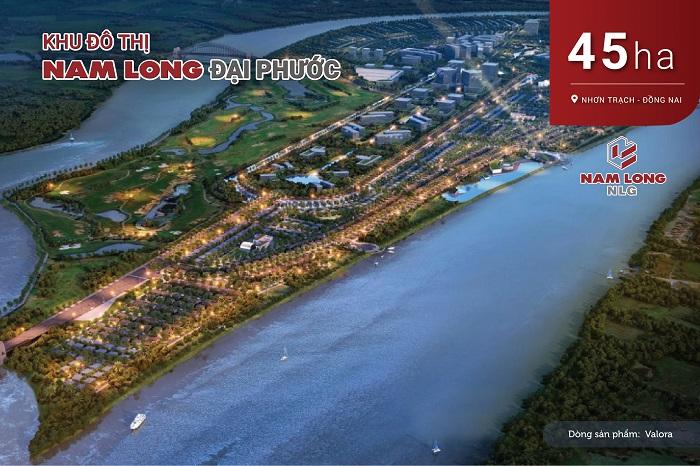 Dự án Nam Long Đại Phước - Nhơn Trạch Đồng Nai.