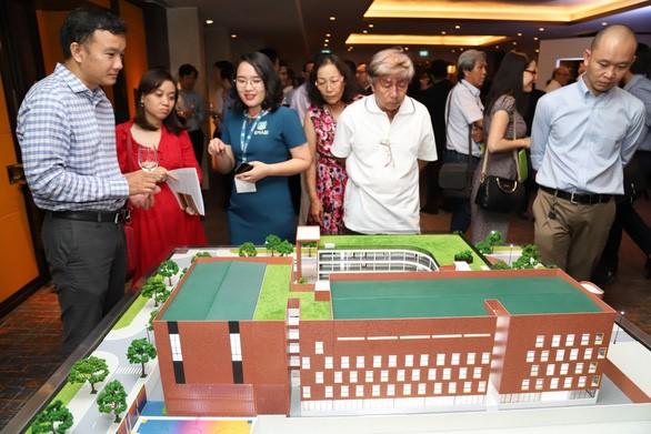 Lễ công bố hệ thống trường song ngữ quốc tế EMASI tại khách sạn Sheraton - Nam Long HCM