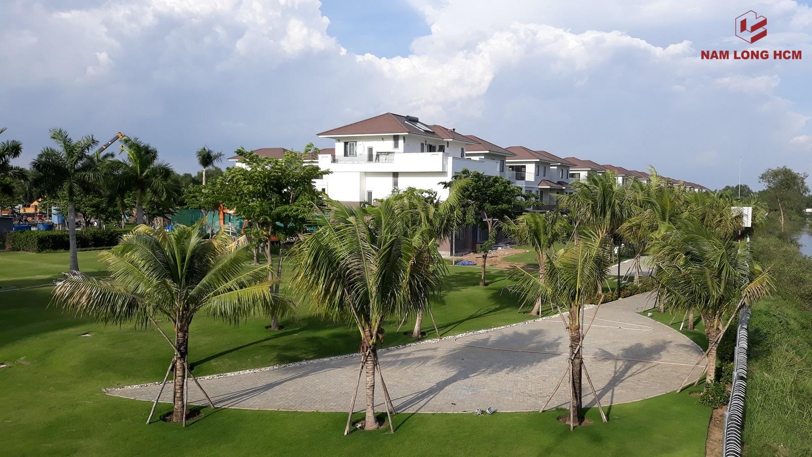 Khu biệt thự Valora Island - Khu đô thị Mizuki Park