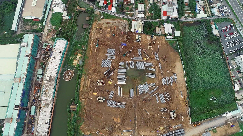 Dự án Akari tọa lạc tại đường Võ Văn Kiệt, Bình Tân cư dân dễ dàng di chuyển về các quận trung tâm